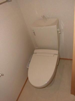 【トイレ】シェルハウス上中里C