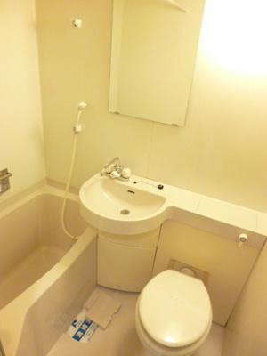 【浴室】スカイコート新宿第10