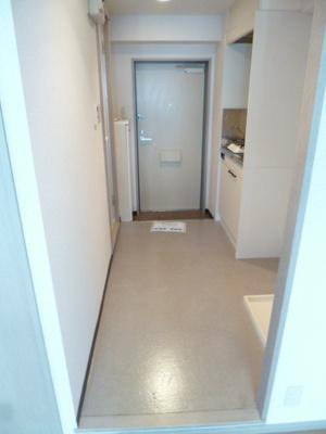 【玄関】スカイコート新宿第10