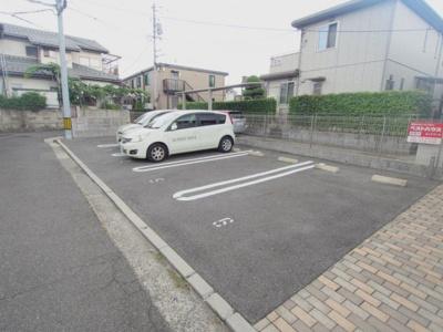 【駐車場】プロムナードD棟