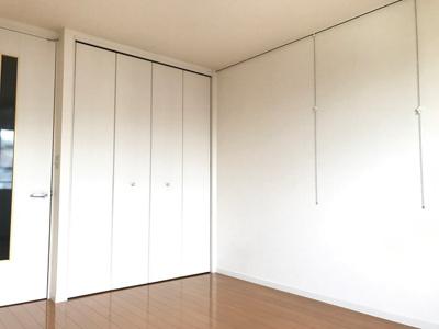 【寝室】クラッピングハウス