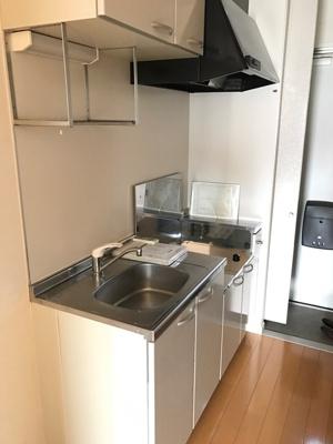 【キッチン】クラッピングハウス