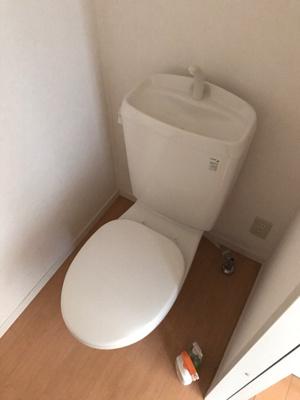 【トイレ】クラッピングハウス