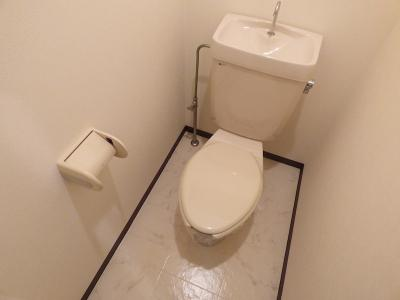 【トイレ】ファミリエ北白川