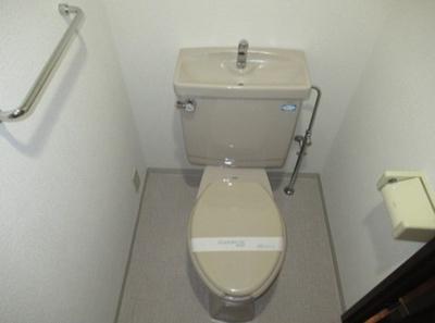 【トイレ】ライオンズマンション小平