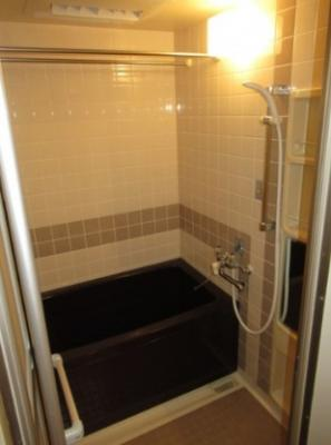 【浴室】ライオンズマンション小平