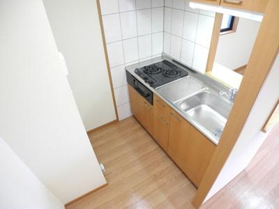 【キッチン】Casa Lusso
