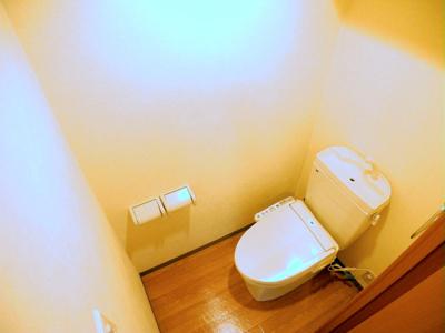 【トイレ】Casa Lusso