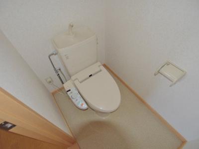 【トイレ】オリゾンビル