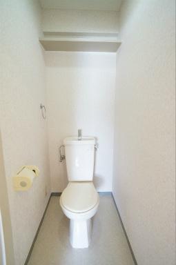 【トイレ】グレイスマンション