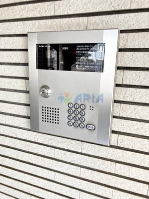【セキュリティ】フロントフィールド鶴見中央