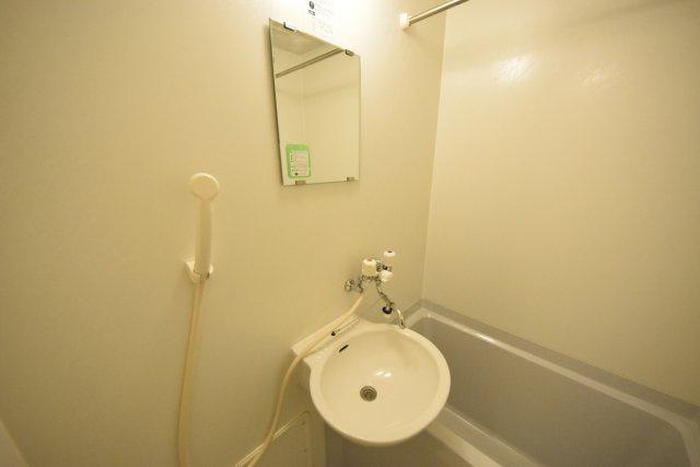 【浴室】レオパレスWish