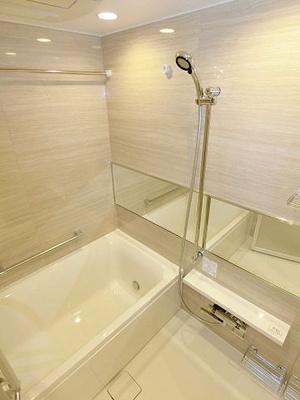 【浴室】オープンレジデンシア日本橋横山町