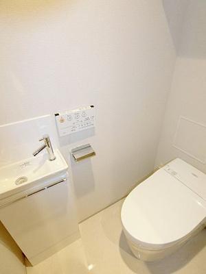 【トイレ】オープンレジデンシア日本橋横山町