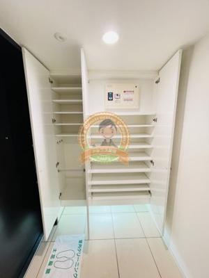 高級感のある大型洗面代台