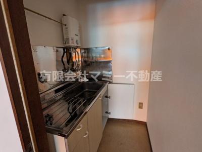 【キッチン】堀木1丁目店舗事務所S