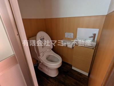 【トイレ】堀木1丁目店舗事務所S