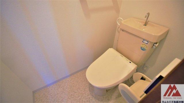 【トイレ】サーパス諏訪野