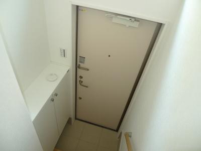 【玄関】ウインコーポ野方