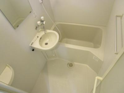 【浴室】ウインコーポ野方