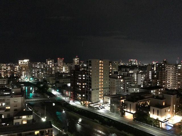 樋井川を望むことができます。