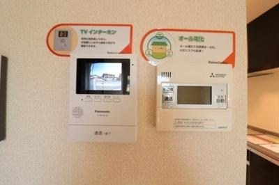 C102 TVインターホン・給湯