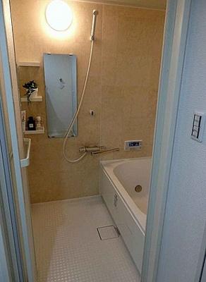 【浴室】神戸パークシティA棟