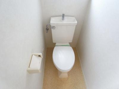 【トイレ】エトワール山手小山