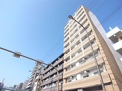【外観】アドバンス三宮ラシュレ