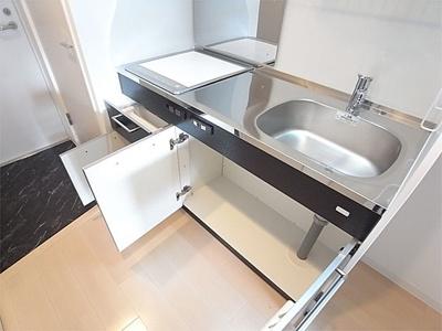 【キッチン】アドバンス三宮ラシュレ