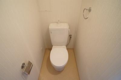【トイレ】プレジ―ルⅡ