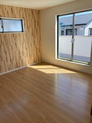 【洋室】デザイン住宅「FIT」糸島市神在東1丁目3期 4LDK