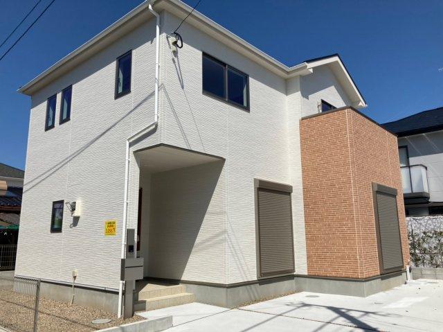 【外観】デザイン住宅「FIT」糸島市神在東1丁目3期 4LDK