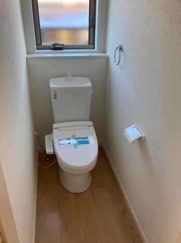 【トイレ】デザイン住宅「FIT」糸島市神在東1丁目3期 4LDK