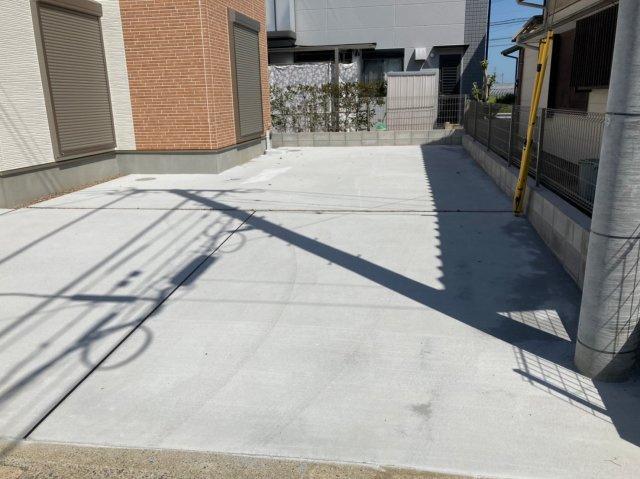 【駐車場】デザイン住宅「FIT」糸島市神在東1丁目3期 4LDK