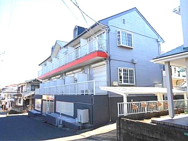 【外観】船橋市松が丘1丁目 の一棟売りアパート