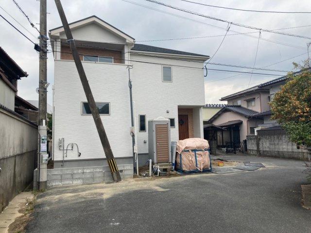 【外観】デザイン住宅「FIT」糸島市浦志2丁目1期 4LDK