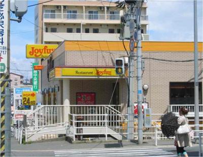 ジョイフル片江店まで688m