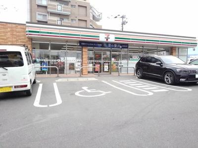セブンイレブン福岡的場2丁目店まで550m