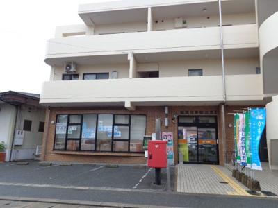福岡檜原郵便局まで671m