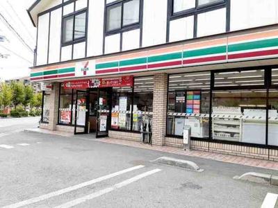 セブンイレブン明石貴崎3丁目店まで550m