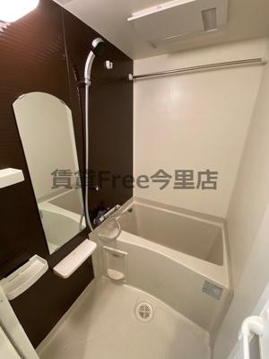 【浴室】Luxe今里Ⅱ 仲介手数料無料