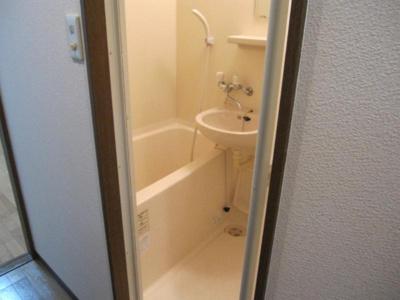 【浴室】リップル布施イースト 仲介手数料無料
