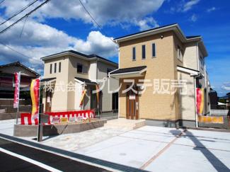 建物施工例/ご内覧いただける完成済みのモデルハウスもあります♪※現地に係員は常駐しておりません。
