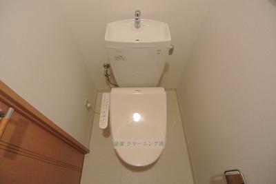 【トイレ】クロスレジデンス大阪新町