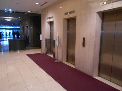 【玄関】赤坂レジデンシャルホテル