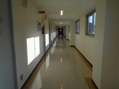 管理良好な共用内廊下