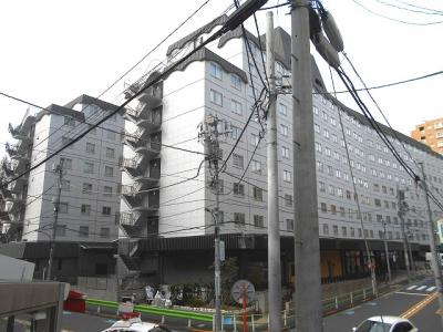 【設備】赤坂レジデンシャルホテル