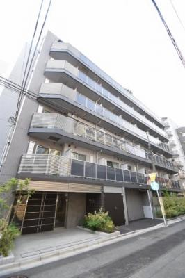 2017年10月竣工の分譲賃貸マンションです。