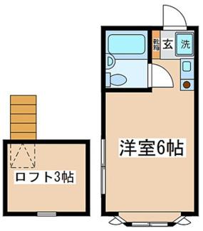 【間取り】《駅徒歩5分》海老名市東柏ヶ谷5丁目一棟アパート